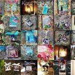 Digital Collage Clip Art - Pretty L..